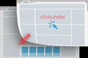 Clickunder
