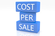 Pay Cost per Sale
