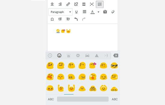 emoji-vordpress