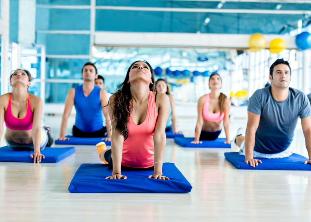 Открытие студии-кружка фитнеса или йоги