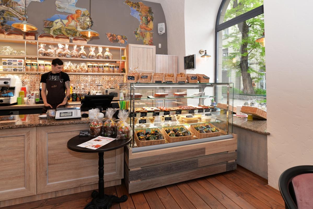 Бизнес идея: открытие кофейни-кондитерской