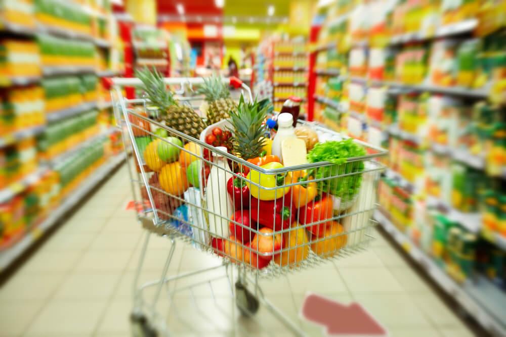 Открытие бюджетного продуктового магазина