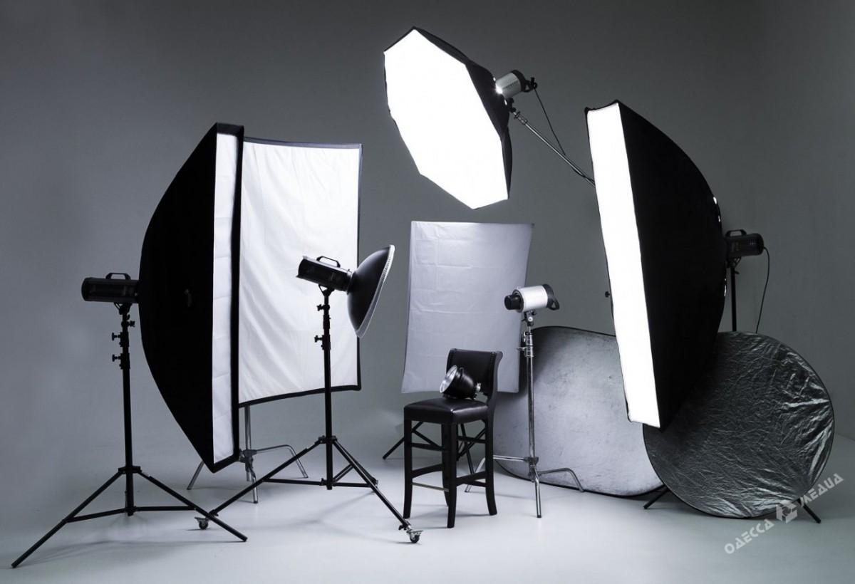 частная фотостудия