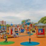 Бизнес идея платной детской площадки