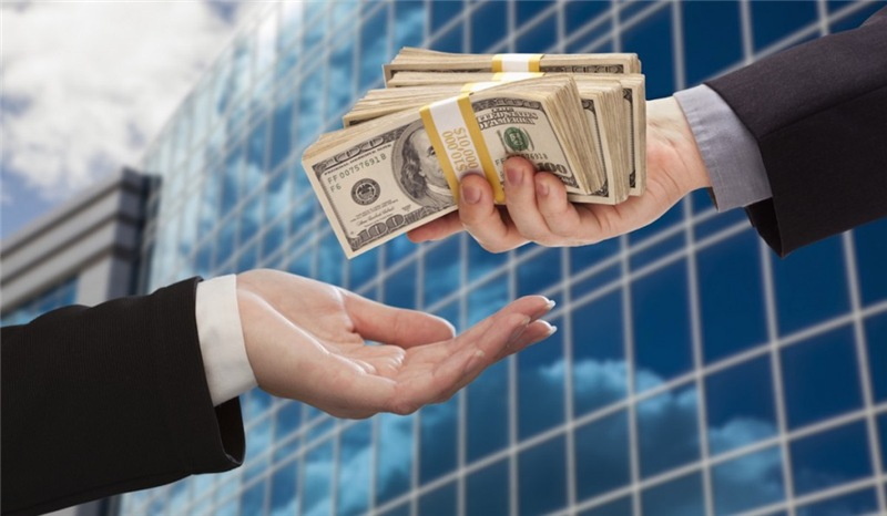 Взять займ на счет в банке через интернет