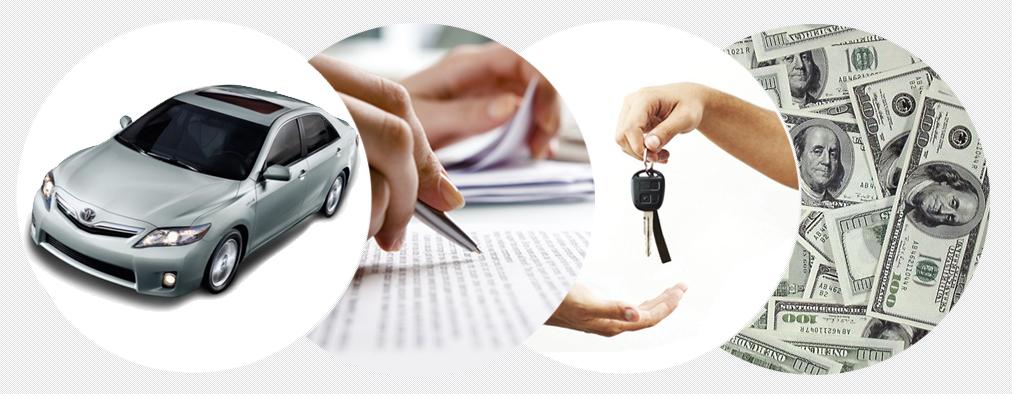 Как взять машину в кредит