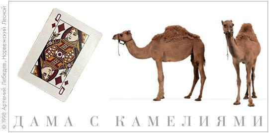 дама с камелиями