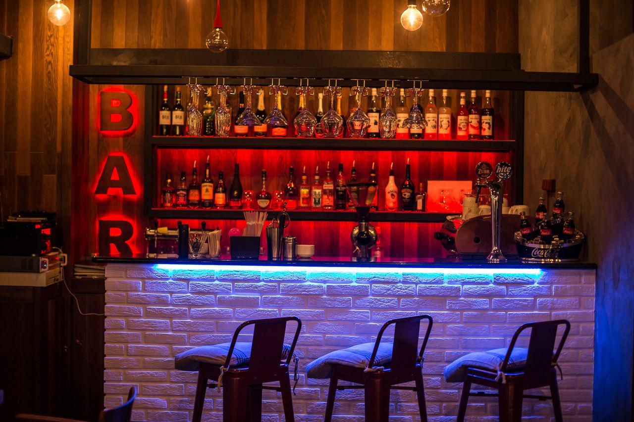 открыть достойный бар
