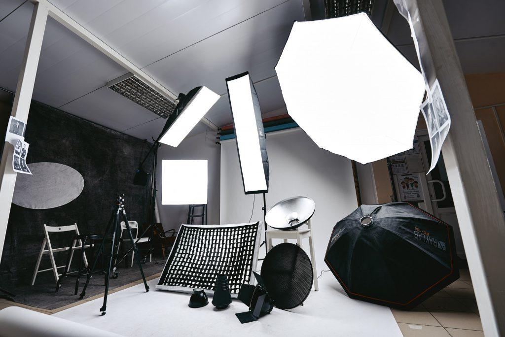 Частная фотостудия: организация бизнеса