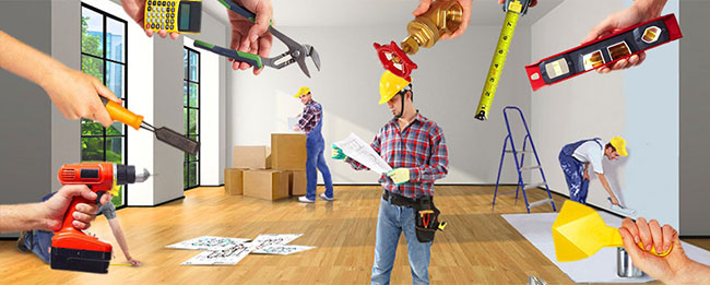 Ремонтные работы как вид бизнеса