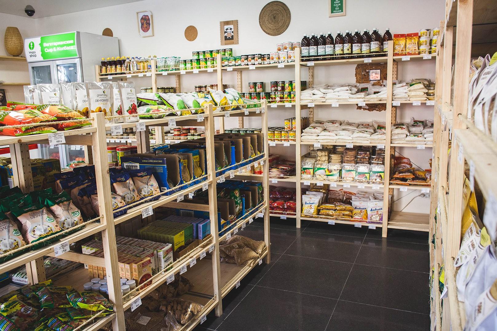 Бизнес идея: Магазин здорового питания