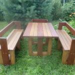 Бизнес идея: изготовление садовой мебели