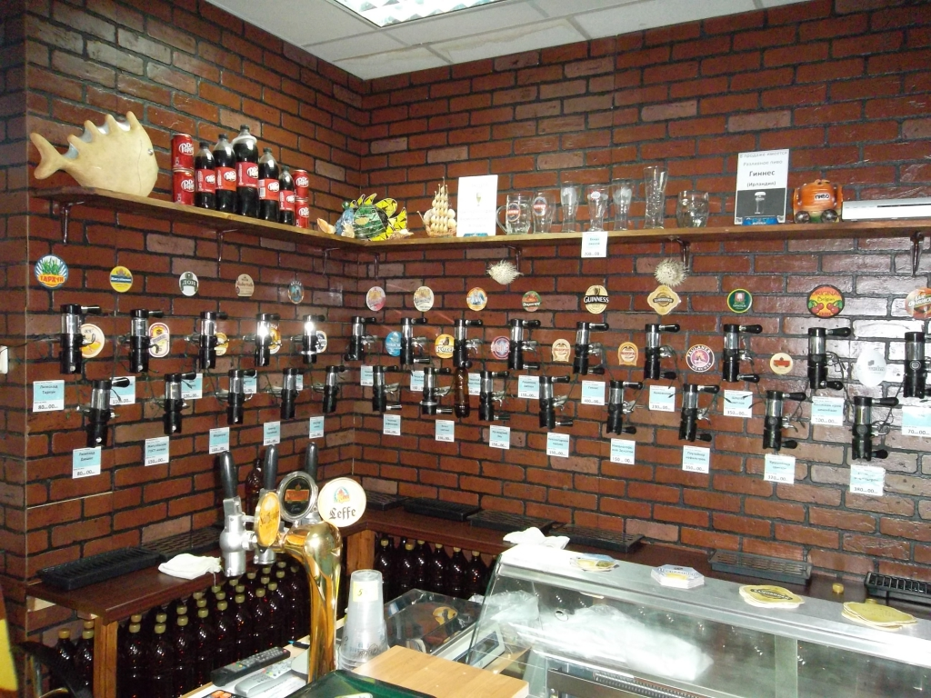 Бизнес идея: точка разливного пива