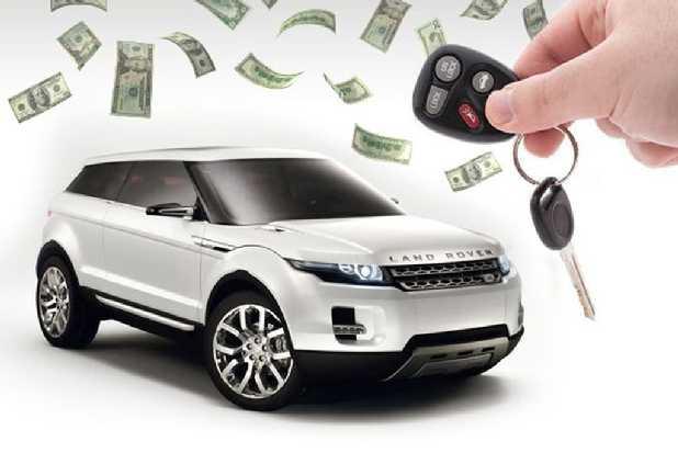 Взять машину в кредит в москве