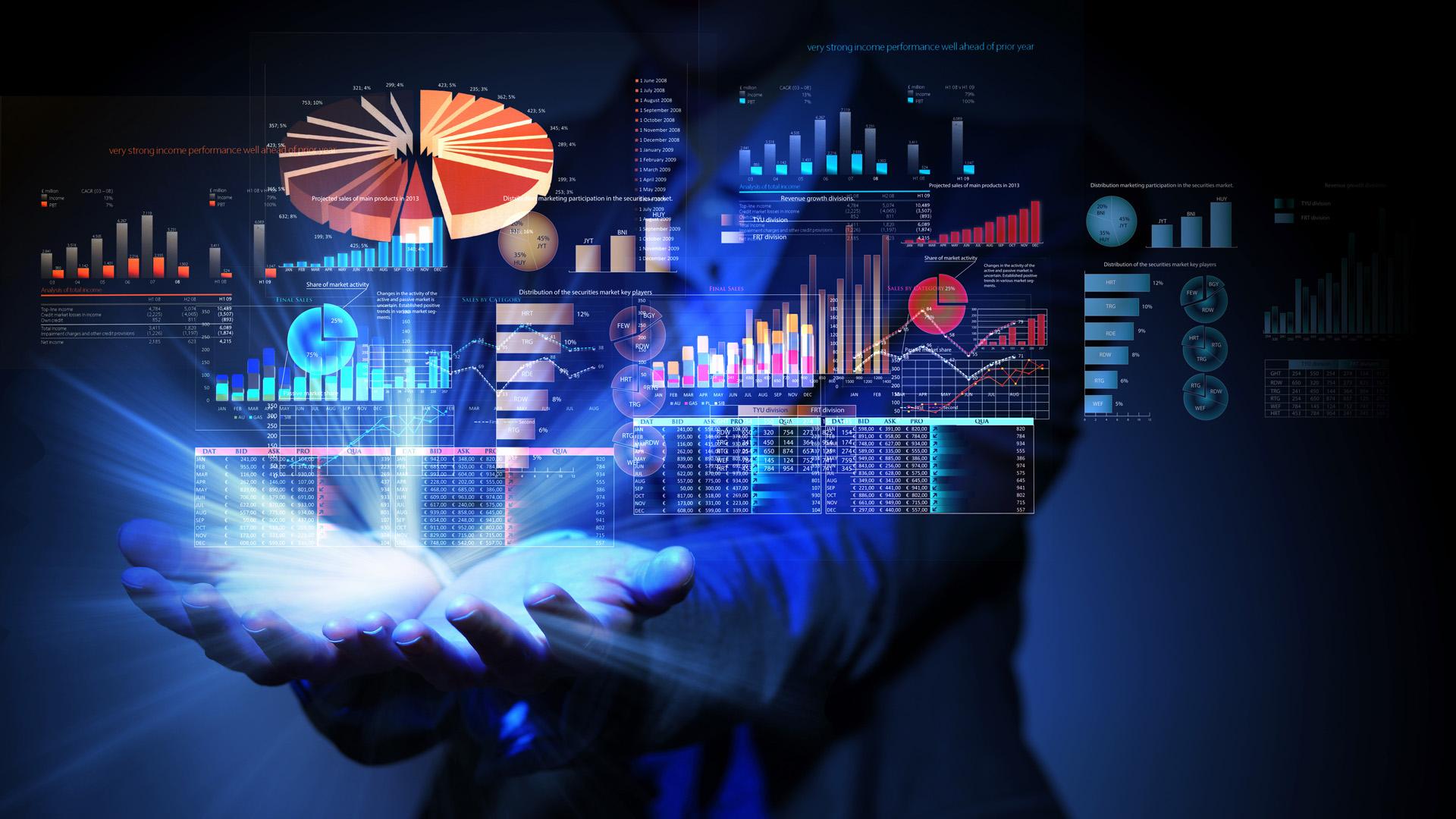Торговля на фондовом рынке при помощи программного обеспечения